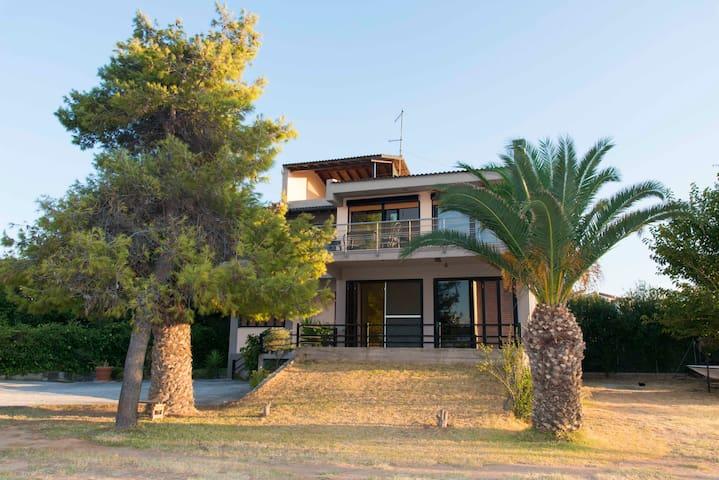 The seaside house - Evia - House