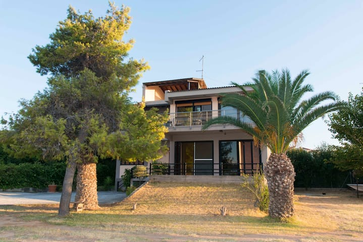 The seaside house - Evia - Hus