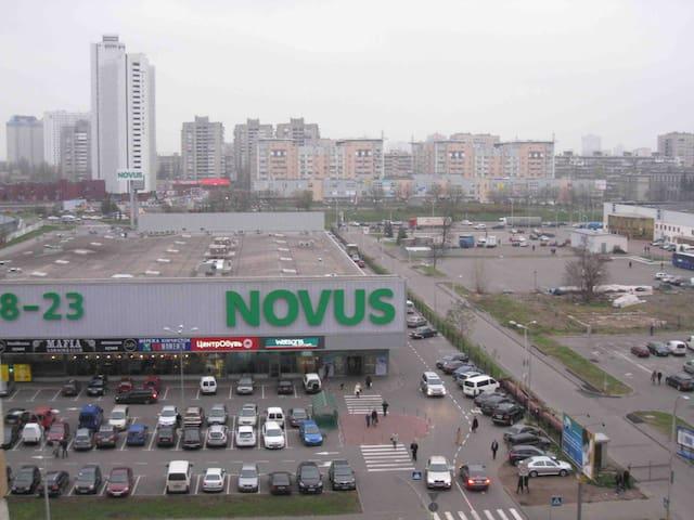МВЦ Expo (IEC), метро Левобережная; 2 комн. кв.