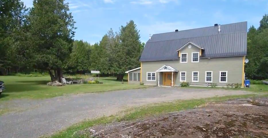 Grange de la Rivière-Perdue
