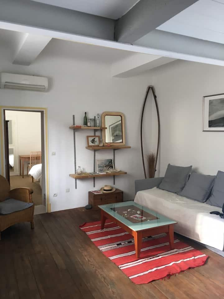 Appartement en plein centre de Hyères