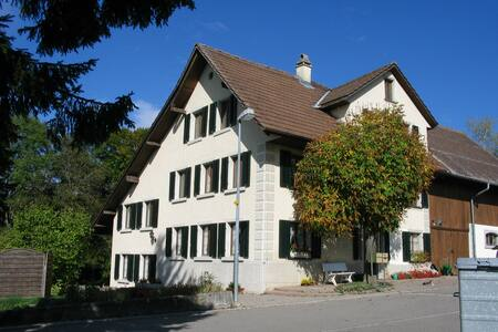 Gemütliche Wohnung in altem Bauernhaus