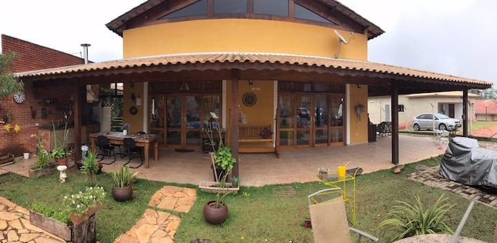 Casa em condomínio fechado em São Roque