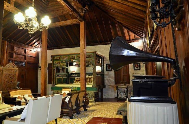 Guest House/Villa De Roemah Hampor - Kota Garut - Villa