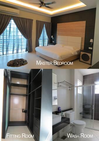 O&E-Master Bedroom 1