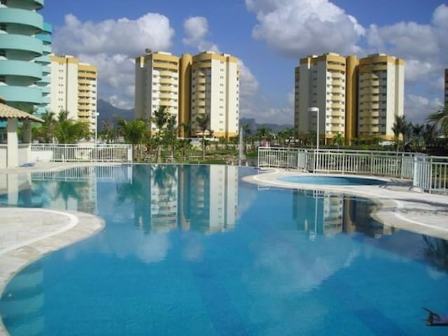 Wonderful apartament carnival RJ