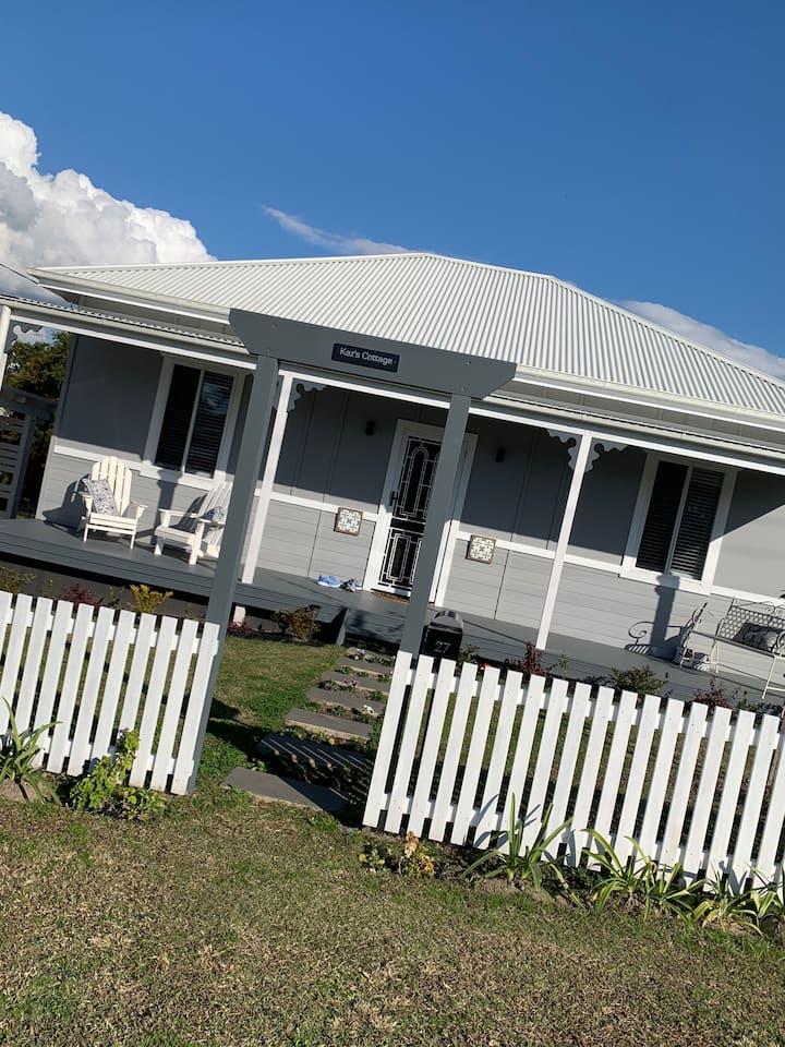 'Kaz's Cottage' Gloucester NSW
