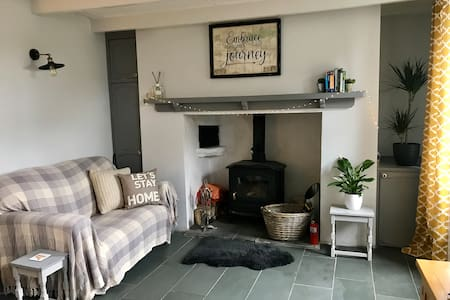 Cosy Cornish cottage near Newquay with easy links