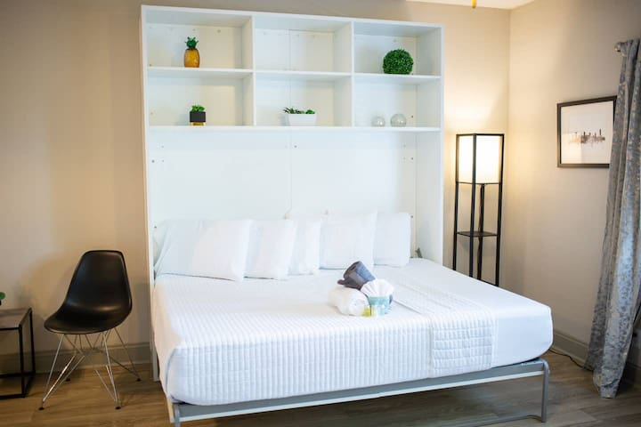 Swanky Suite in the Heart of Downtown Nashville!