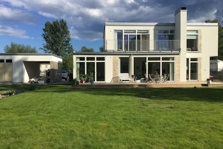 Brand new exclusive villa 100 metres from ocean - Tyresö - 獨棟