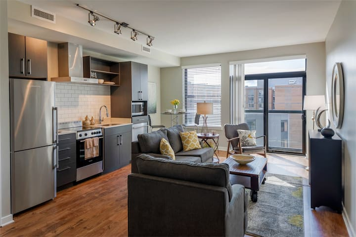 A place of your own | 1BR in Washington