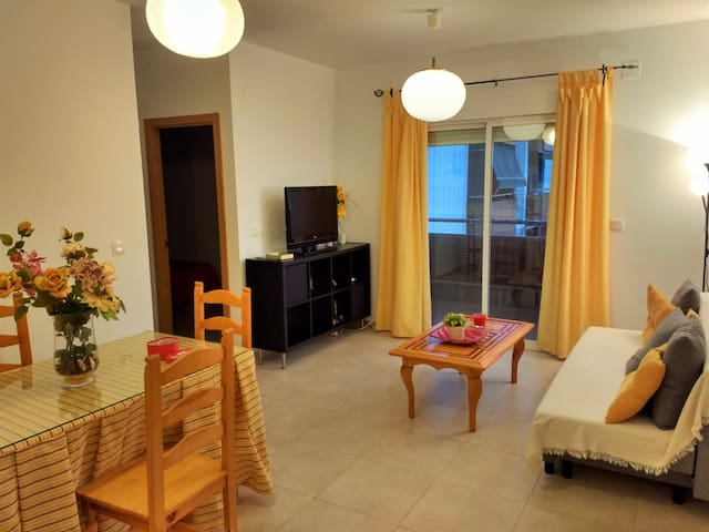 2 bedroom apartment with parking space - Punta Umbría - Daire