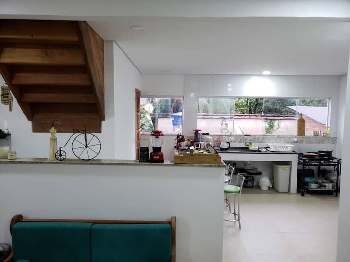 Casa da Veronica - Apartamento com 2 quartos