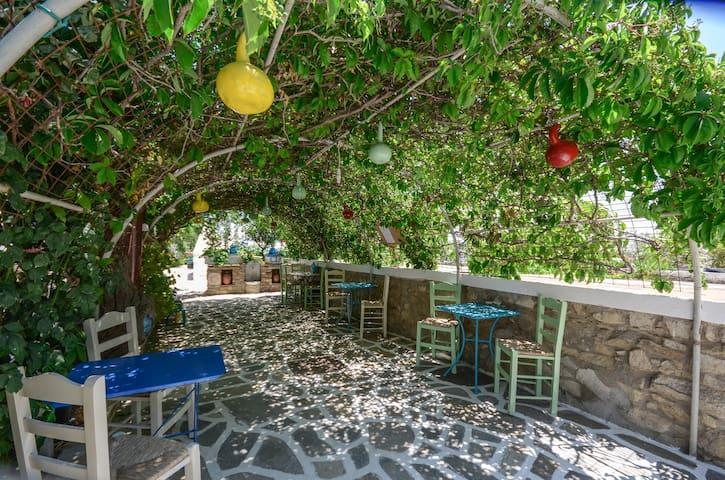 Studios Tasia - Agios Prokopios - อพาร์ทเมนท์
