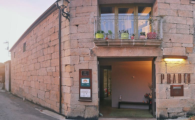 Rural hotel & WIne in Ribeira Sacra