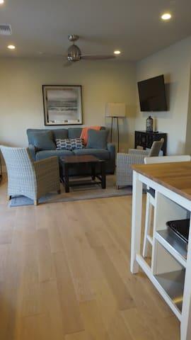 Shelter Island Village - Brand New 1 Bedroom Apt.