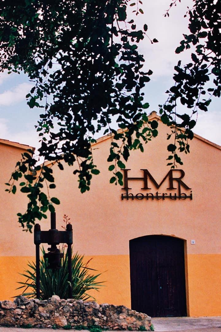 MontRubí winery