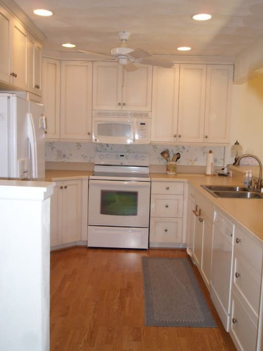 Meadows entry level kitchen