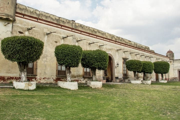 Hacienda Tenexac - Corazón de Calixto