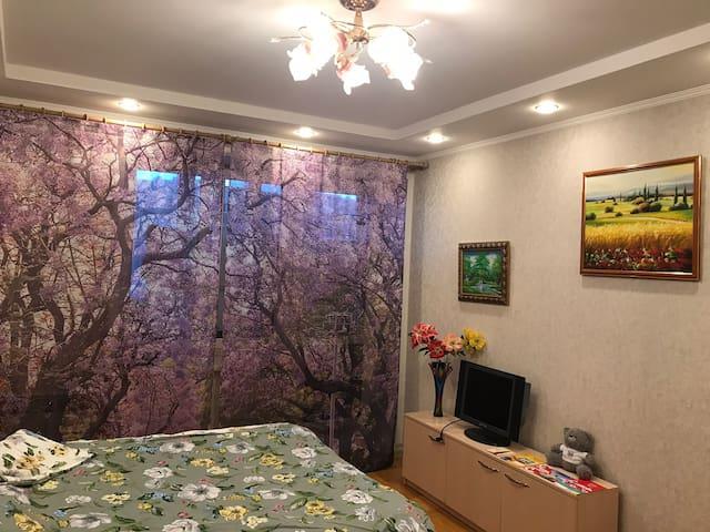 Уютная квартира в самом центре Казани (