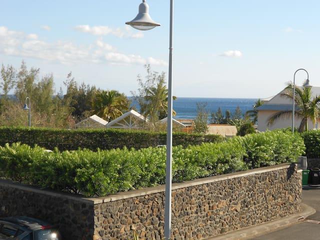 Chambre dans maison avec piscine - La Saline-Les-Bains - Casa