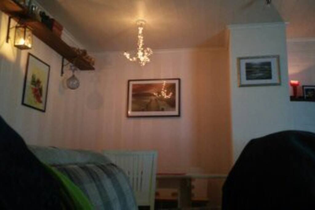 Olohuone -Living room