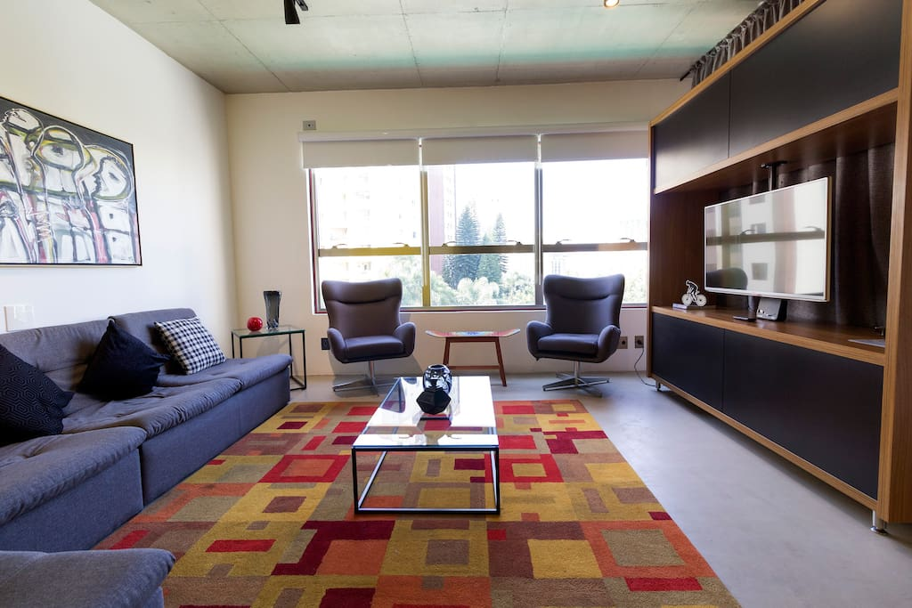 Super cool modern flat next to av paulista - Residence consolacao sao paulo au bresil ...