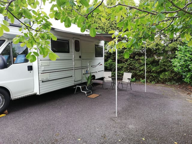 Fun Motorhome Stay in Killarney Town Center!!