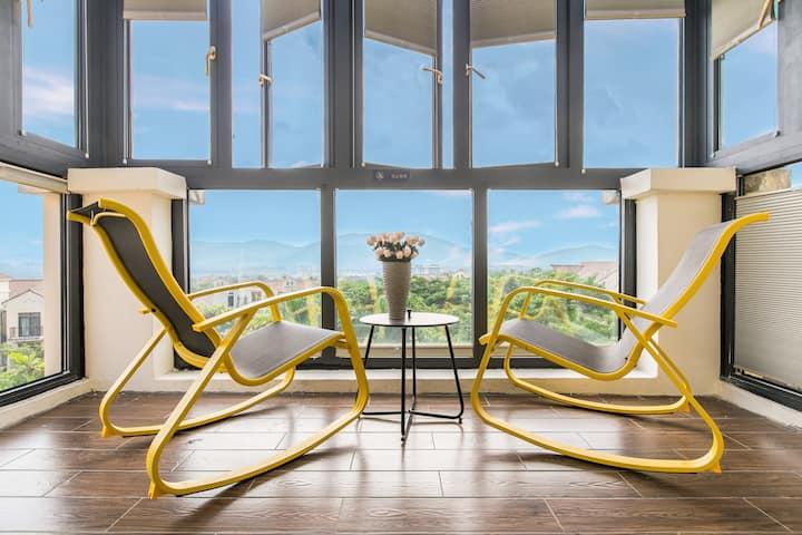 【三亚斯维登】亚龙湾豪华花园一室一厅洋房二期