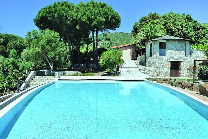 4 star holiday home in Rio nell'Elba