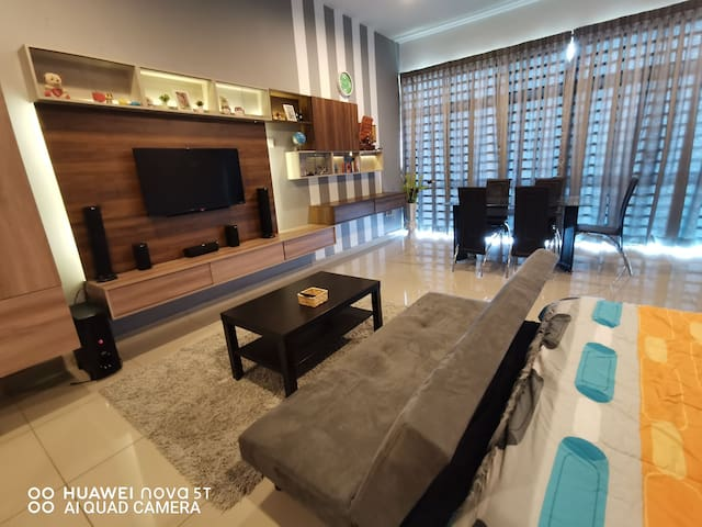 Cozy-Home palazio (high speed wifi)
