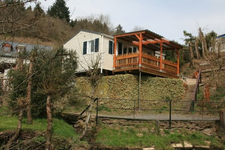 chalet op camping val d'or