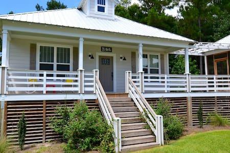 The 35 North Cottage - Minnesott Beach - Casa