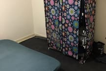 New 2 bedroom flat partial furnished - clean place