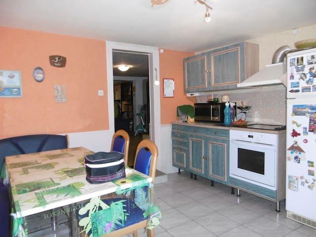 Chambre 1 en campagne en Alsace Bossue - Altwiller - Rumah
