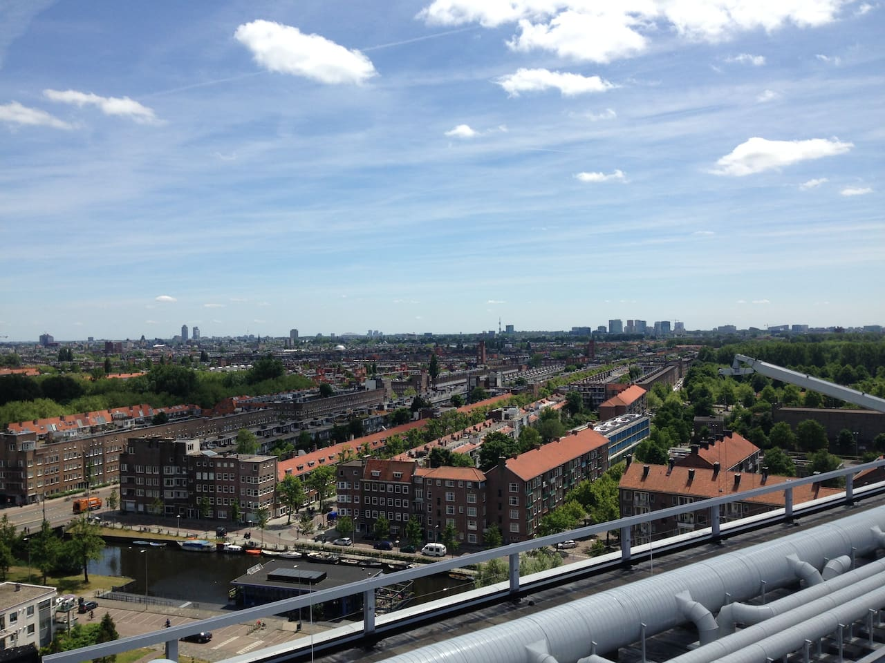 The view / Het uitzicht