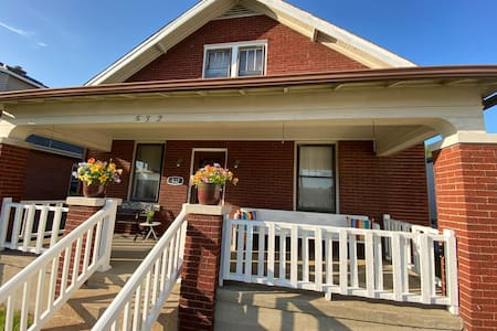 Historic Home in STC - Walking distance to Main