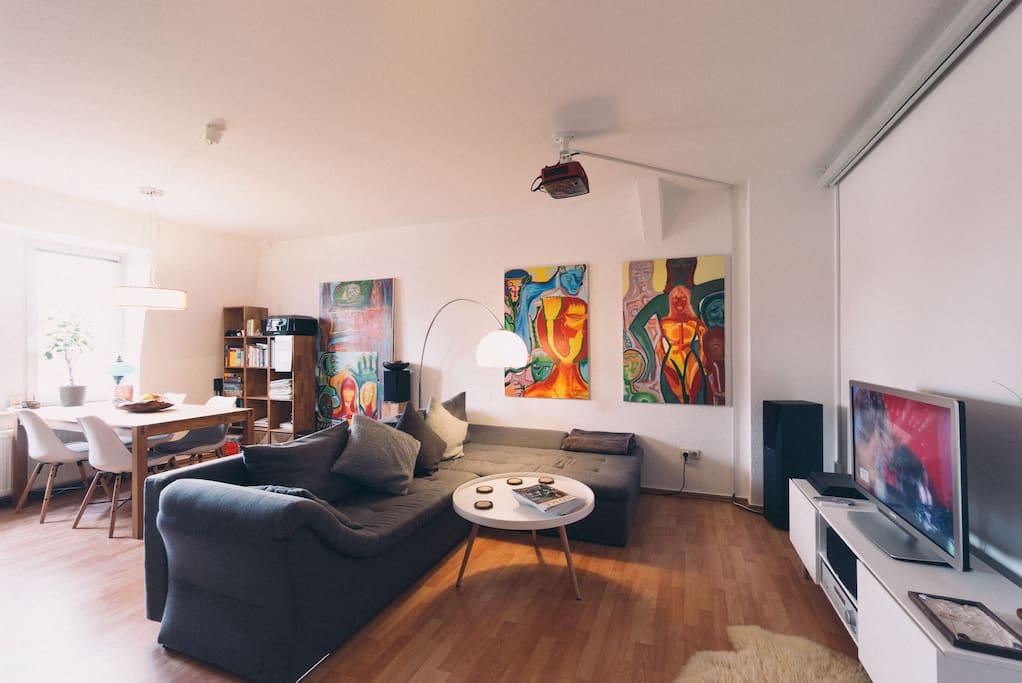 Wohnung Halle Paulusviertel