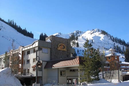 1 bet/2ba Squaw Valley Red Wolf Lodge - Olympic Valley - Lomaosake