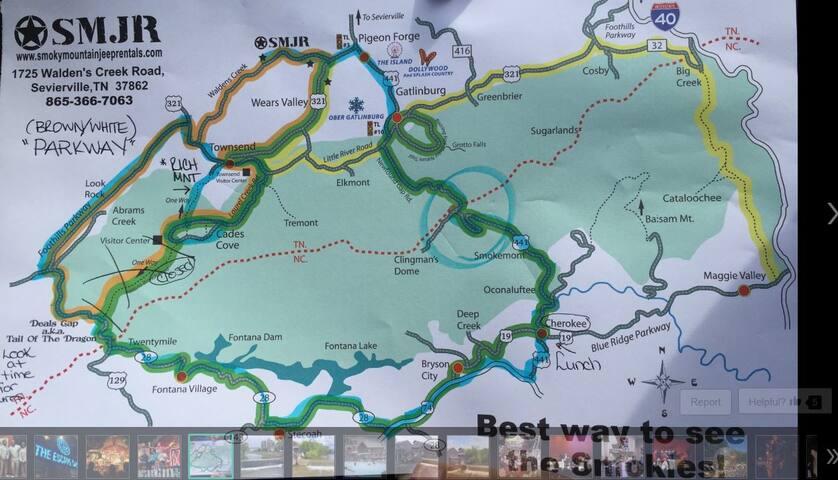 Yan's guidebook