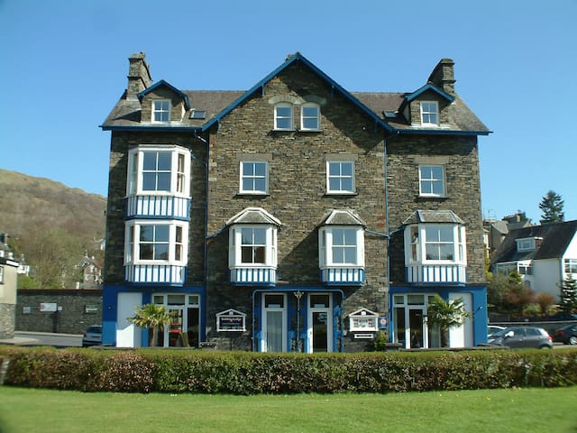 Brathay Lodge Double Room - Ambleside - Bed & Breakfast