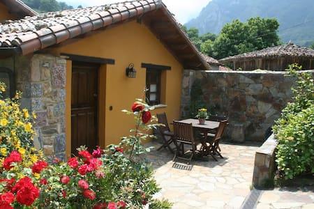 Casas rurales Valle de Bueida - Camín Real de la Mesa