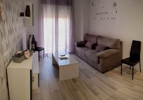 """Apartamento """"El Abuelo"""" , VT-LR-560. WIFI gratis"""