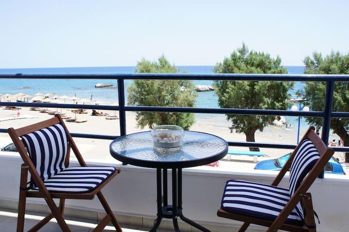 Rodos Beach Villa - Archangelos - Villa