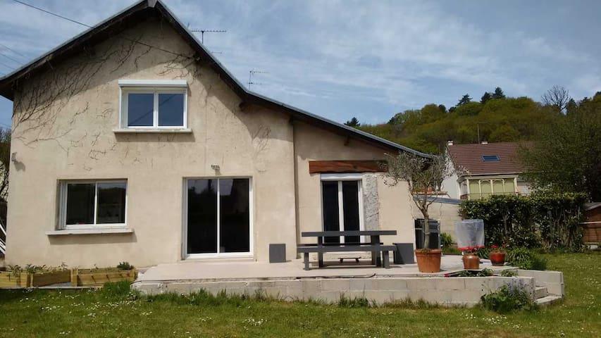 Maison Bures sur Yvette - Bures-sur-Yvette - Rumah
