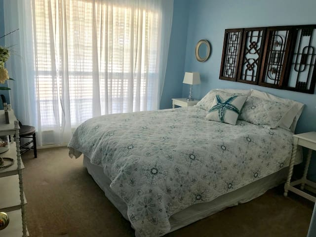 "Bedroom 2 ""The Beach Room"""