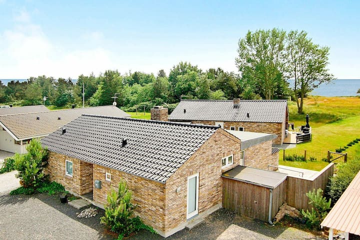 Luxury Holiday Home in Sydals Jutland with Terrace