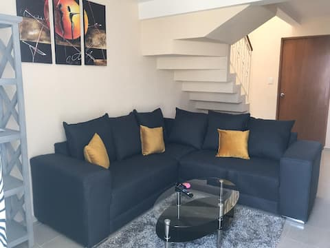 Casa habitación con Wifi y TV, lista para descansa