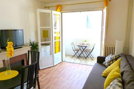 Appartement Balcon Hypercentre - Blois - Flat