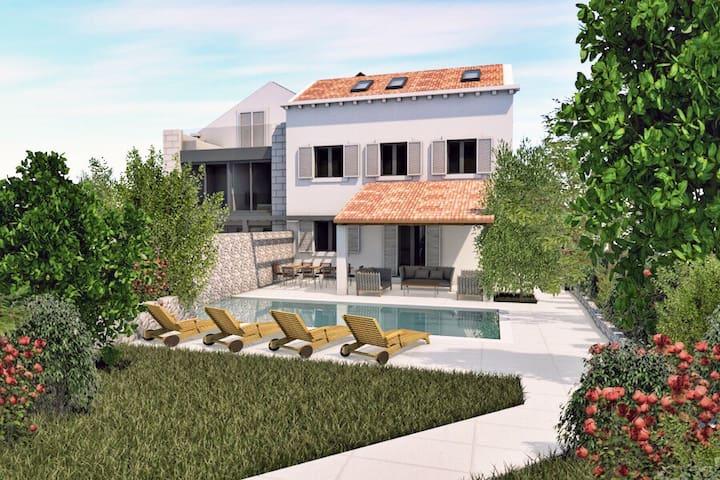 Hedera Estate, Villa Hedera - Dubrovnik - Villa